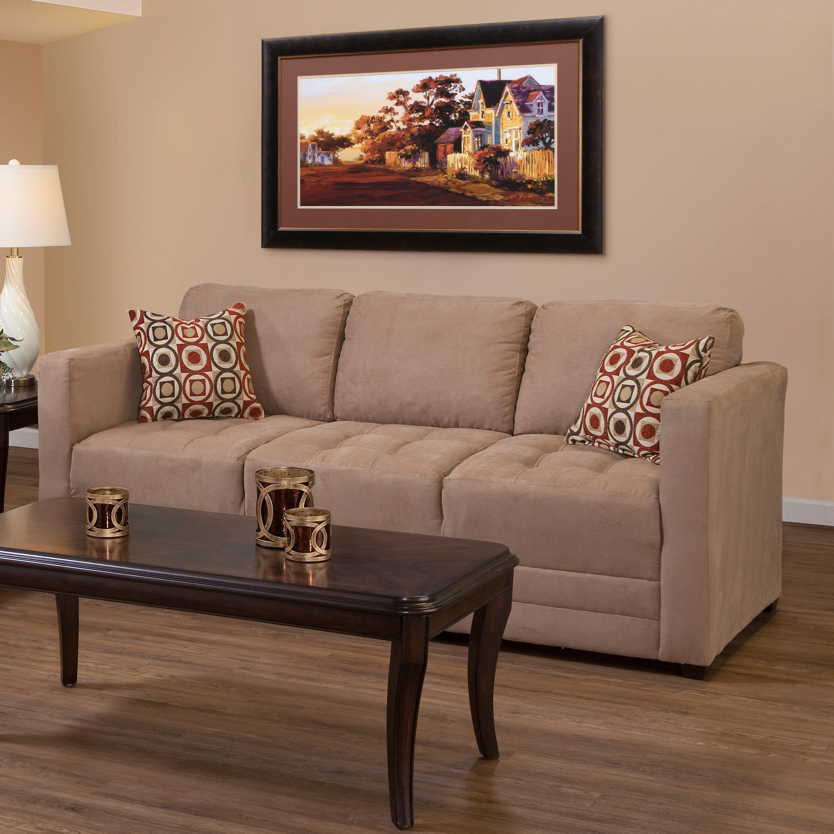 1085 Sofa by Serta Upholstery by Hughes Furniture at Rooms for Less