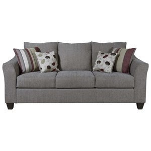 Serta Upholstery 1225 Casual Upholstered Sofa