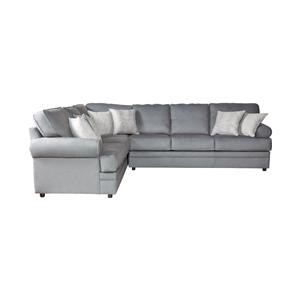 Serta Upholstery Clapton 2PC Sectional Sofa
