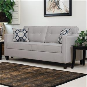 Serta Upholstery by Hughes Furniture 1375 Sofa