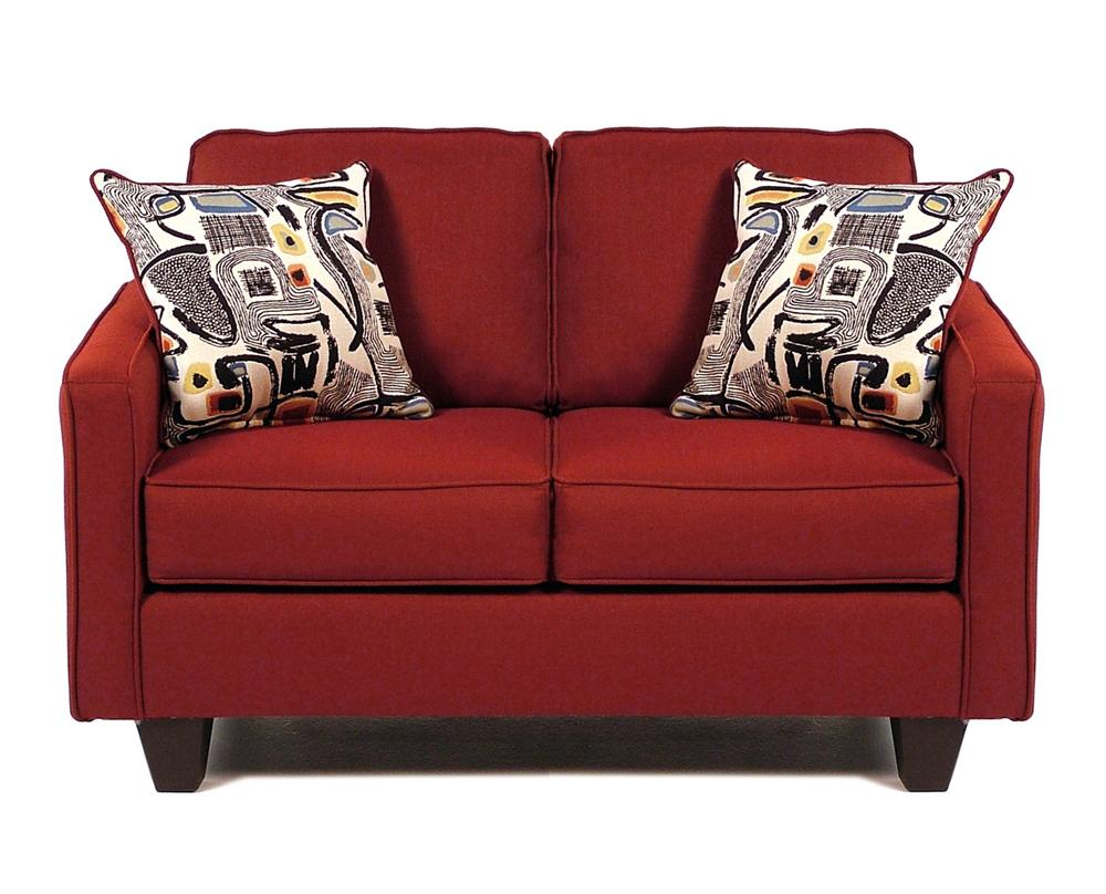 Serta Upholstery Graham Loveseat - Item Number: 1900 LR