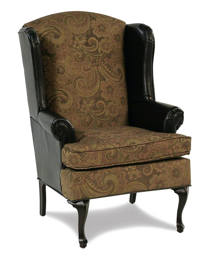 Serta Upholstery Monaco Upholstered Wing Chair - Item Number: 2200WBC