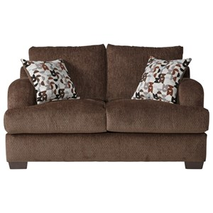 Serta Upholstery by Hughes Furniture 14100 Loveseat