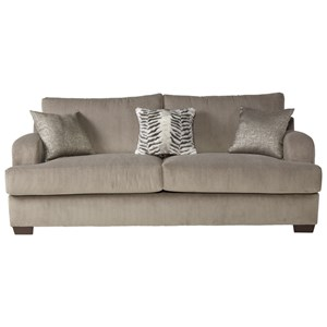 Serta Upholstery by Hughes Furniture 14100 Sofa