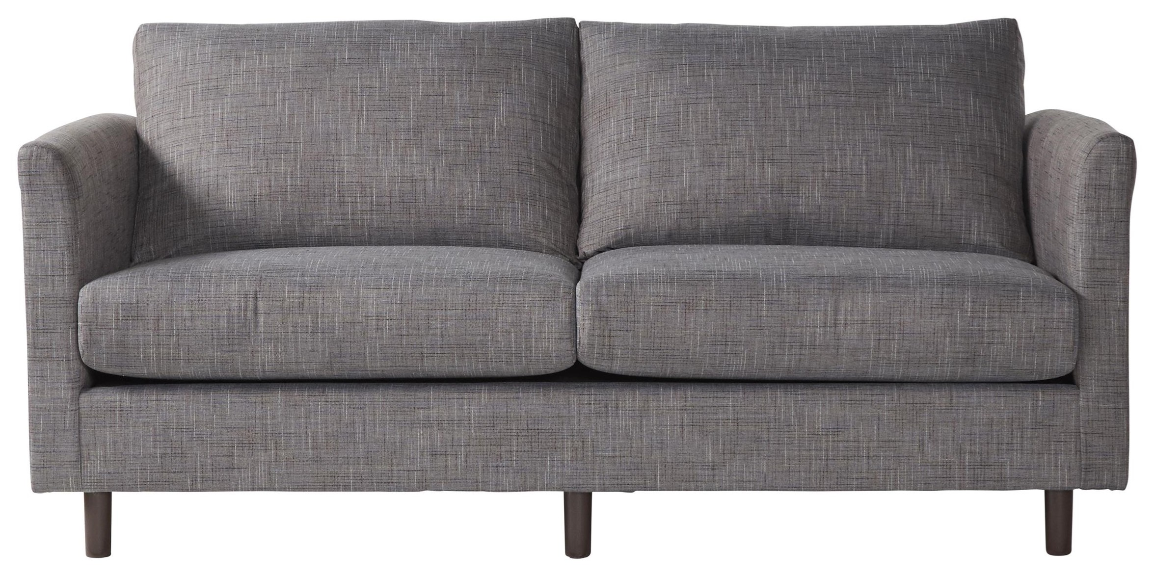 14900 Casual Sofa by Serta Upholstery by Hughes Furniture at VanDrie Home Furnishings