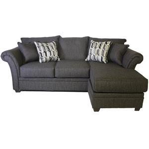 Serta Upholstery by Hughes 5125 Sofa