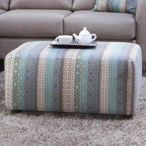 Serta Upholstery by Hughes 2100 Ottoman - Item Number: 5825
