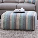 Serta Upholstery 2100 Ottoman - Item Number: 5825