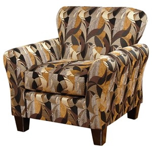 Hughes Furniture 3010 Upholstered Chair