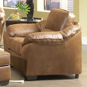 Serta Upholstery by Hughes Furniture 3800 Accent Chair