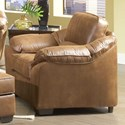 Serta Upholstery 3800 Accent Chair - Item Number: 3800 C - 1