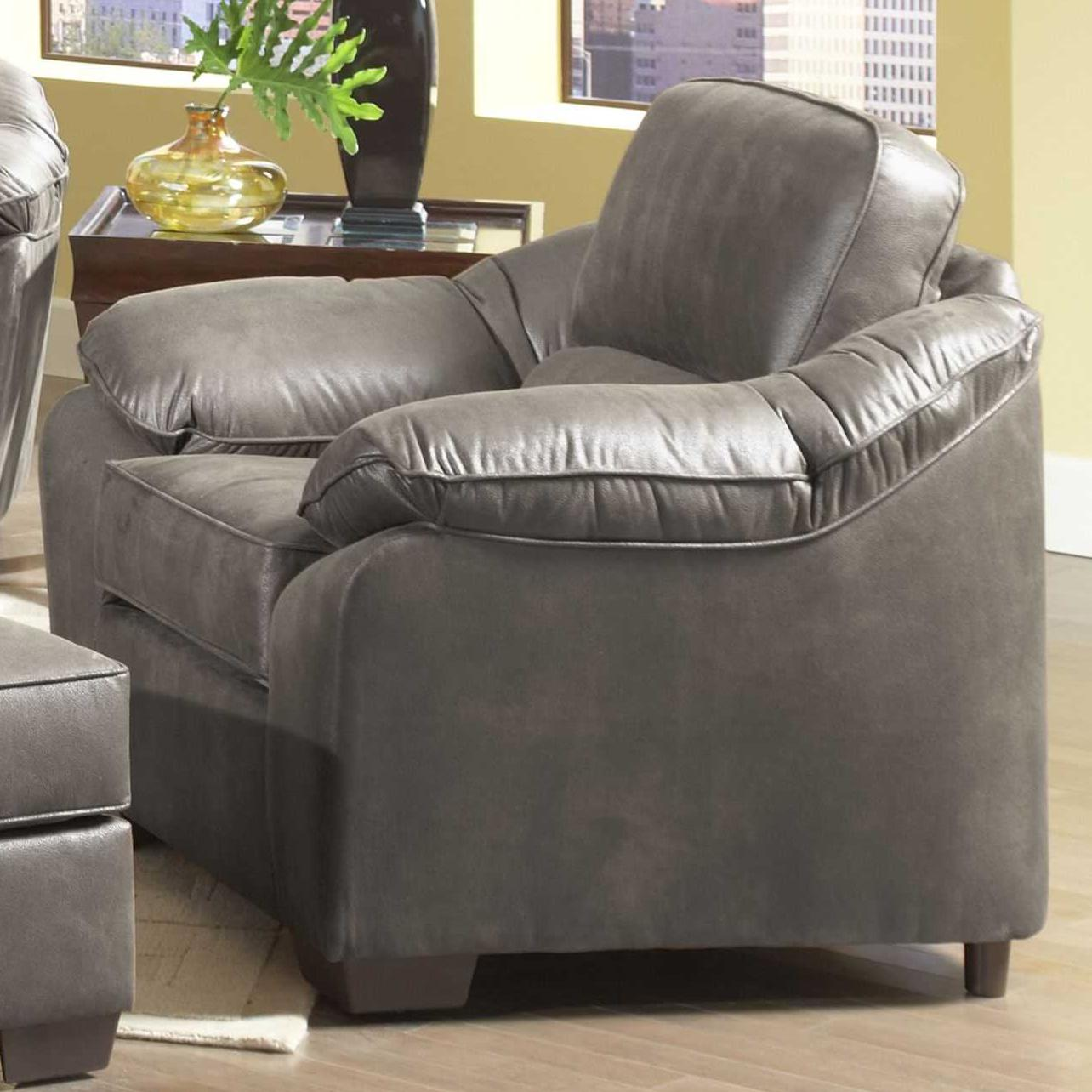 Serta Upholstery 3800 Accent Chair - Item Number: 3800 C