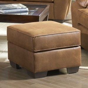 Serta Upholstery by Hughes Furniture 3800 Square Ottoman