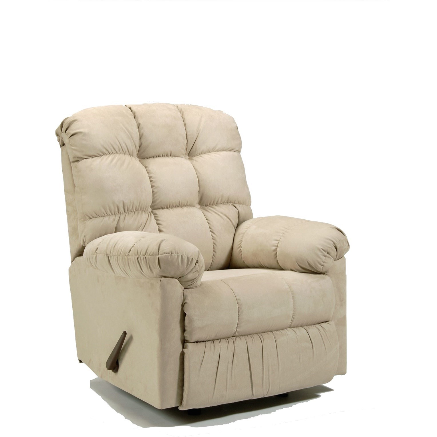 Serta Upholstery by Hughes Furniture 400 Recliner - Item Number: 400RCL - PASA