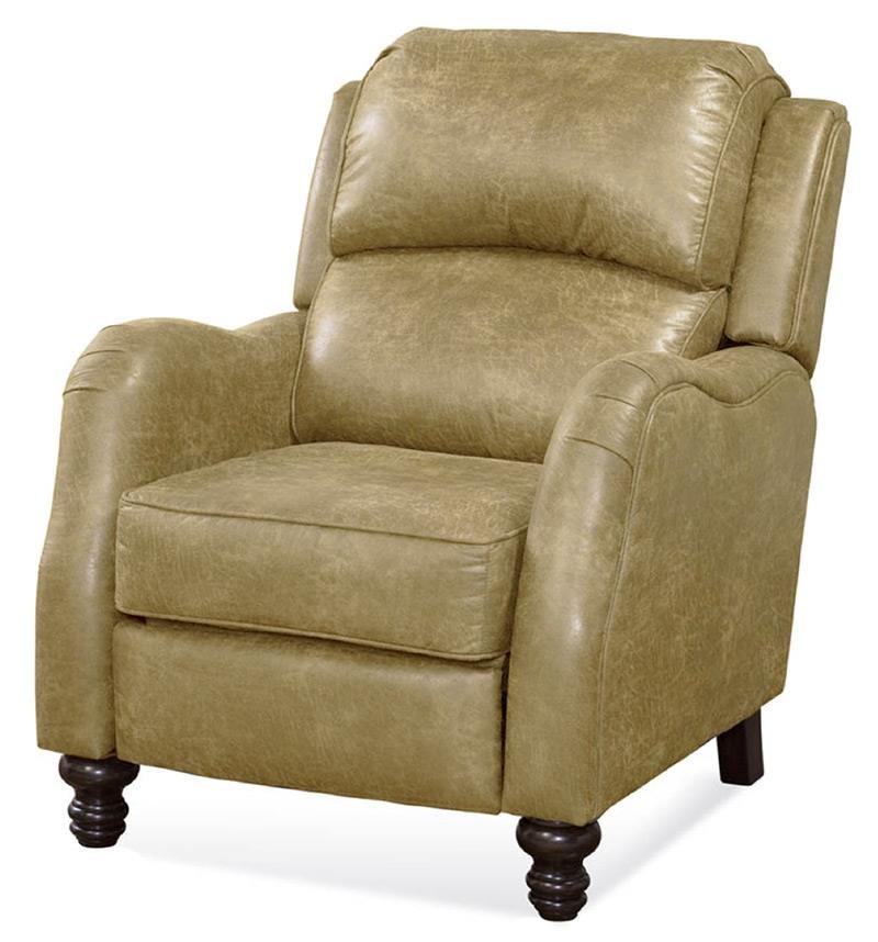 Serta Upholstery Pemberly Hi-Leg Recliner - Item Number: 200RC-PRALINE