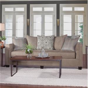 Serta Upholstery 4850 Transitional Sofa