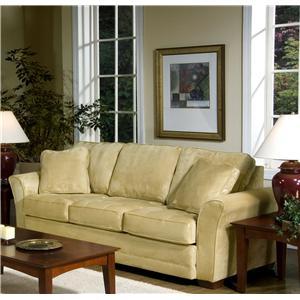 Serta Upholstery By Hughes Furniture 4900 Queen Sofa Sleeper