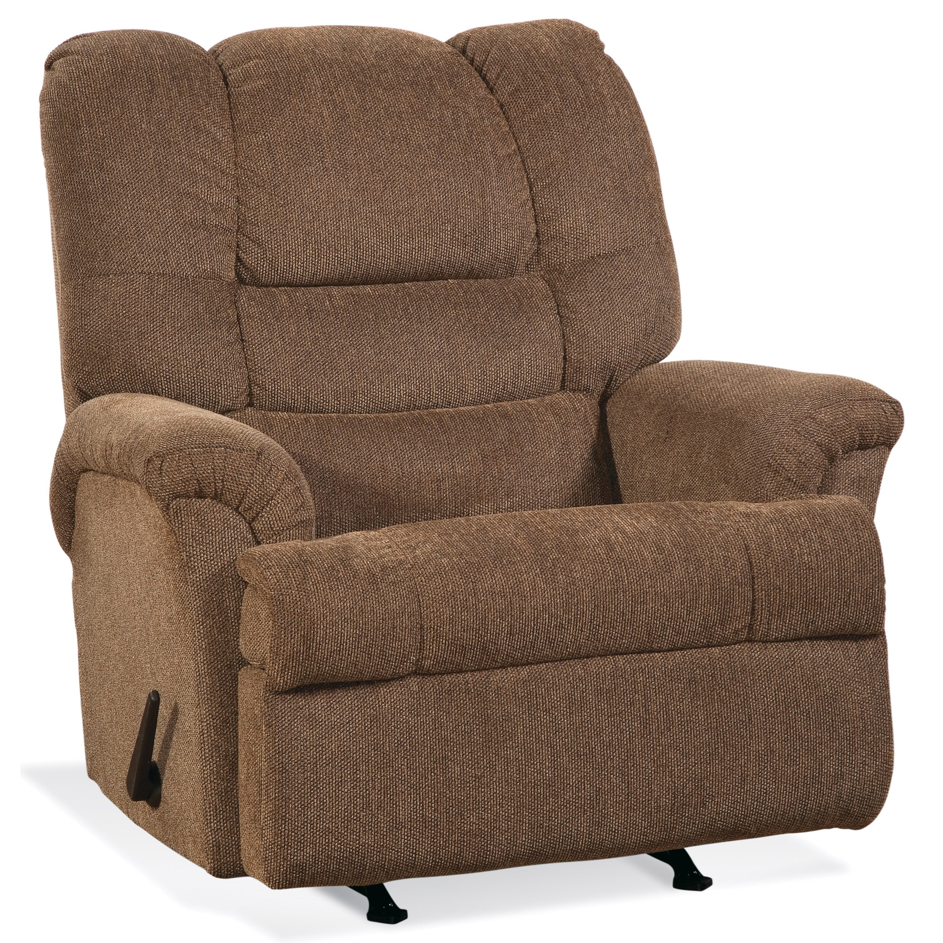Serta Upholstery by Hughes Furniture 500 Recliner Recliner - Item Number: 500RCL