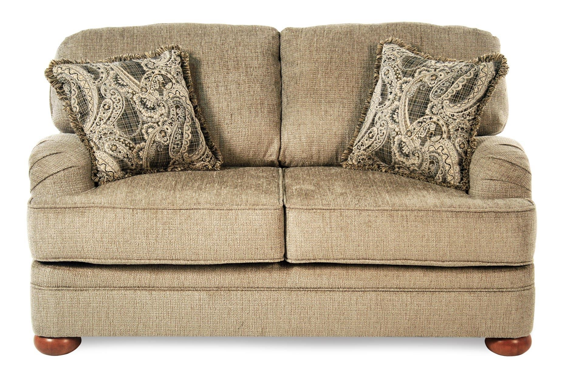 Serta Upholstery Orion Loveseat - Item Number: 5500LS-BEIGE