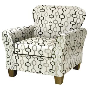 Serta Upholstery by Hughes Furniture 5600 Accent Chair