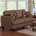 Serta Upholstery 5625 Loveseat - Item Number: 5625LS 1