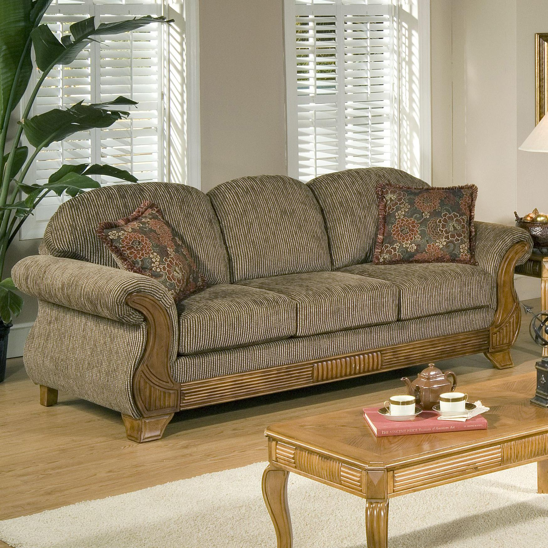 Serta Upholstery 7400  Sofa - Item Number: 7400NFRS