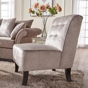 Serta Upholstery by Hughes Furniture 7500 Upholstered Accent Chair