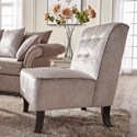 Serta Upholstery by Hughes Furniture 7500 Upholstered Accent Chair - Item Number: 7500CC