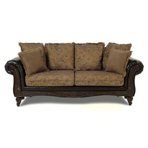 Serta Upholstery Monaco Pillow Back Sofa