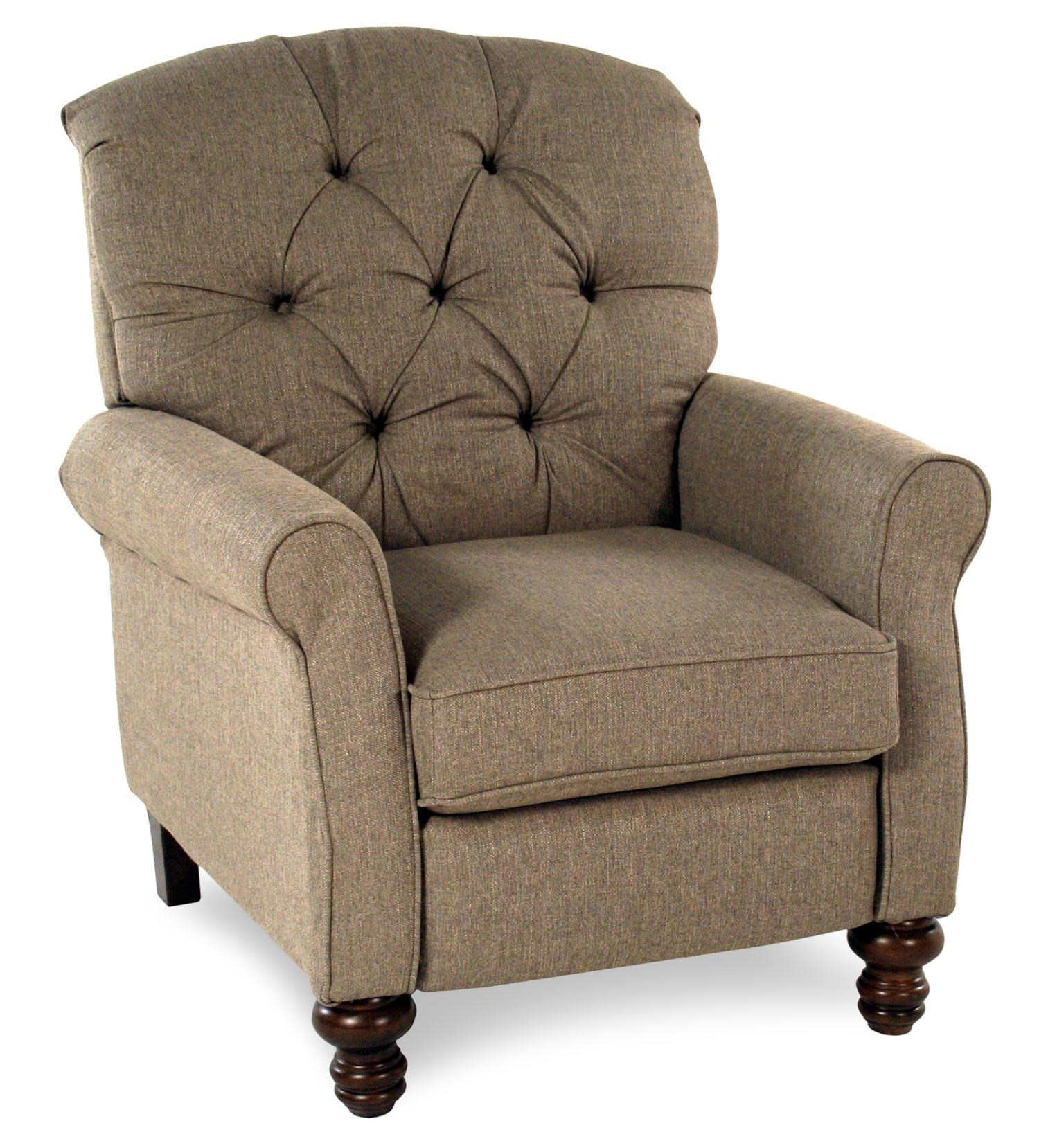 Sealy Leather Sofa: Serta Upholstery Pemberly Traditional High Leg Recliner