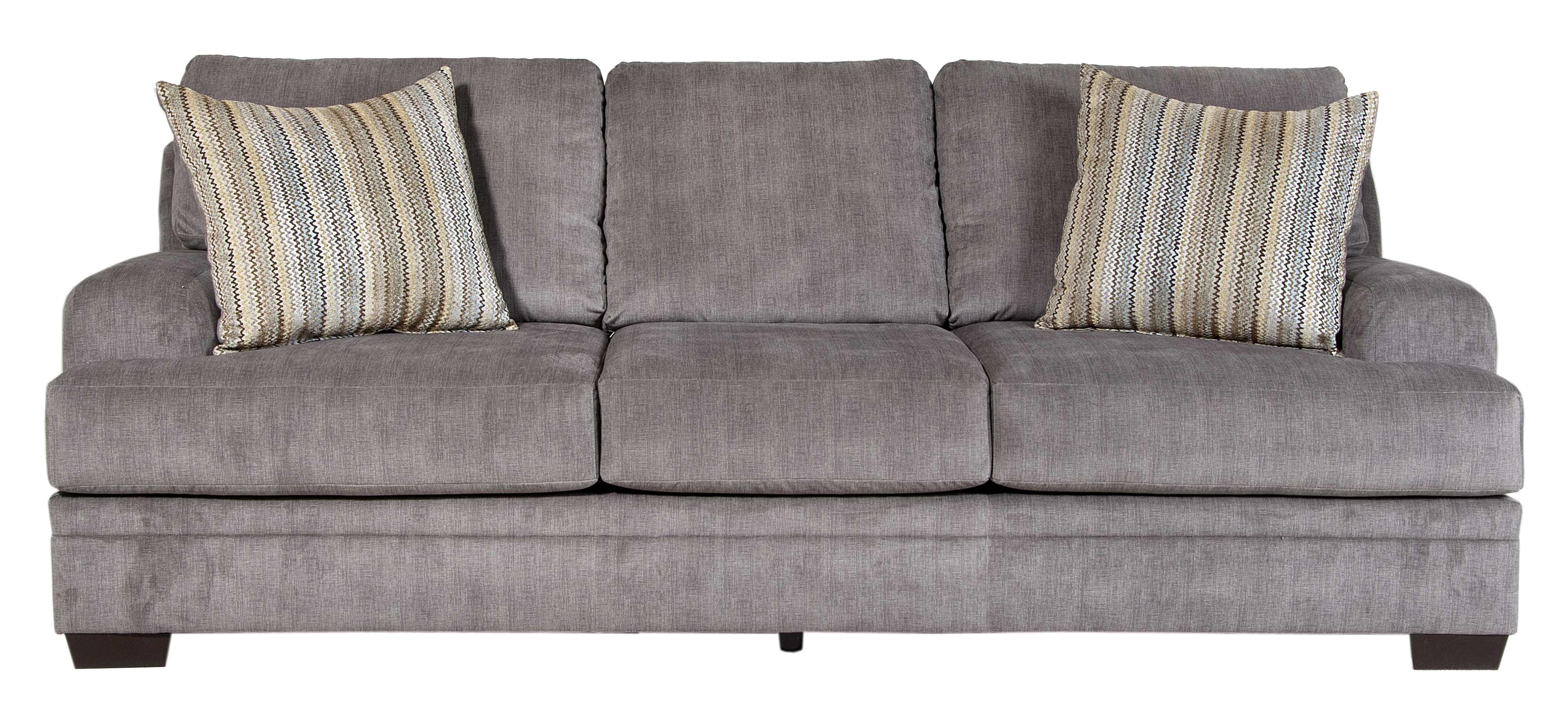 Serta Upholstery by Hughes Furniture 8800 Sofa - Item Number: 8800