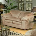 Serta Upholstery 9000 Casual Loveseat - Item Number: 9000LS