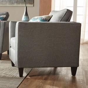 Serta Upholstery by Hughes Furniture 9300 Upholstered Chair