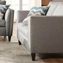 Serta Upholstery 9300 Stationary Loveseat - Item Number: 9300LS