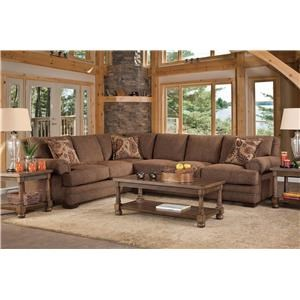 Serta Upholstery Sunderland 5PC Living Room Package