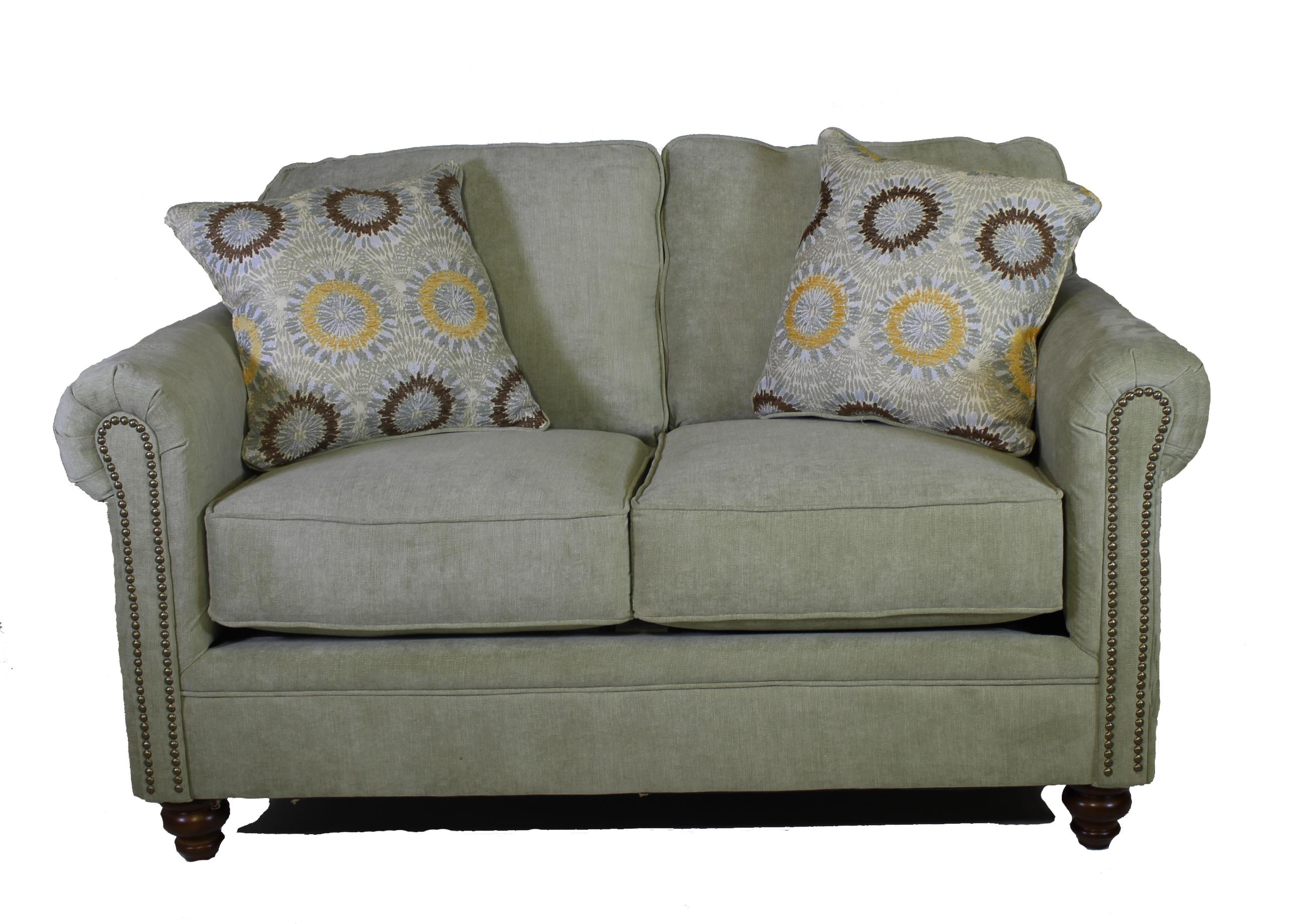 Serta Upholstery by Hughes 3600 Loveseat - Item Number: 3600