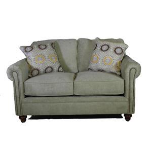 Serta Upholstery by Hughes 3600 Loveseat