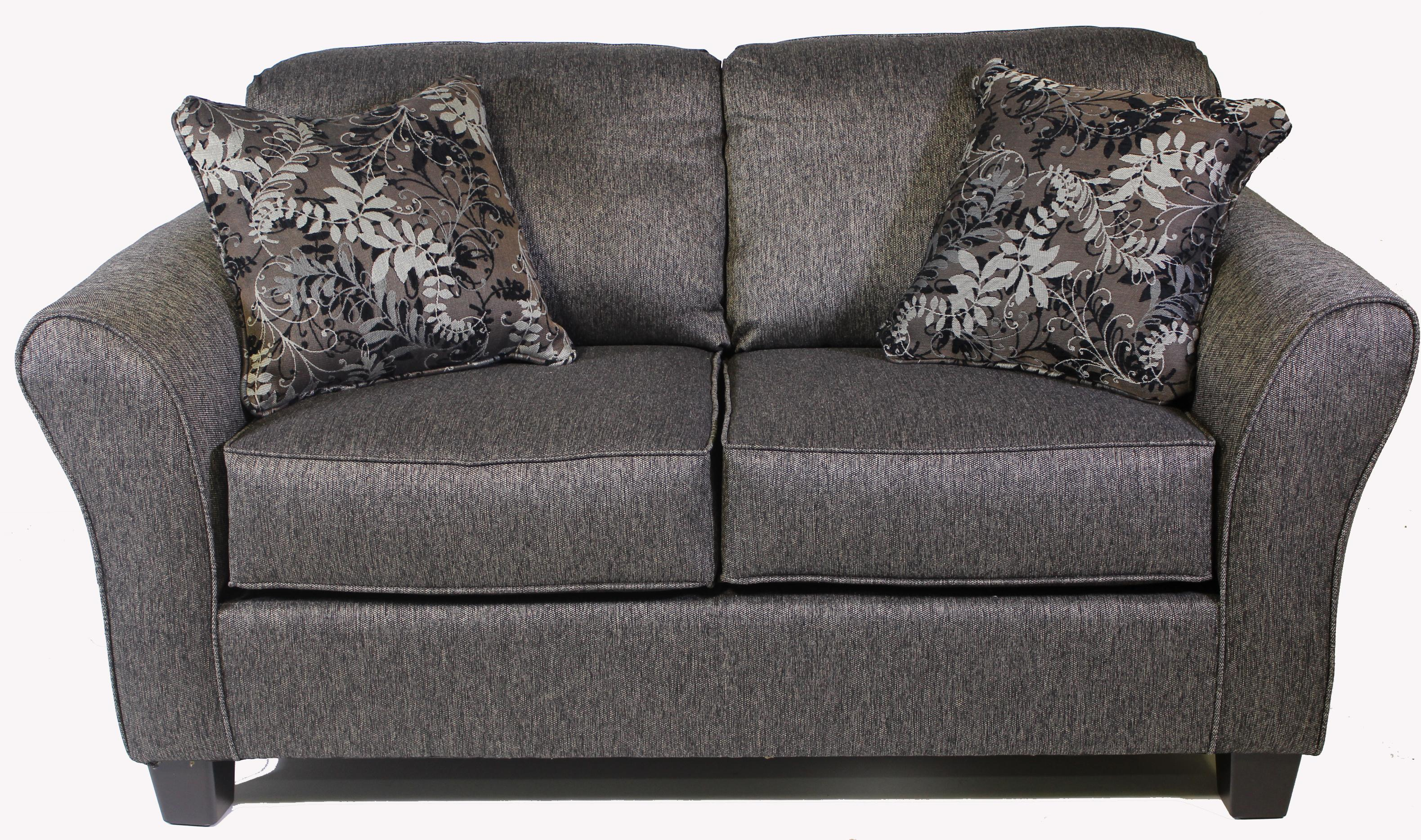 Serta Upholstery by Hughes 4600 Loveseat - Item Number: 4600 Loveseat