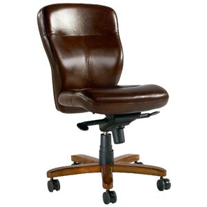 Armless Executive Chair