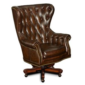 Hooker Furniture Executive Seating Executive Swivel Chair