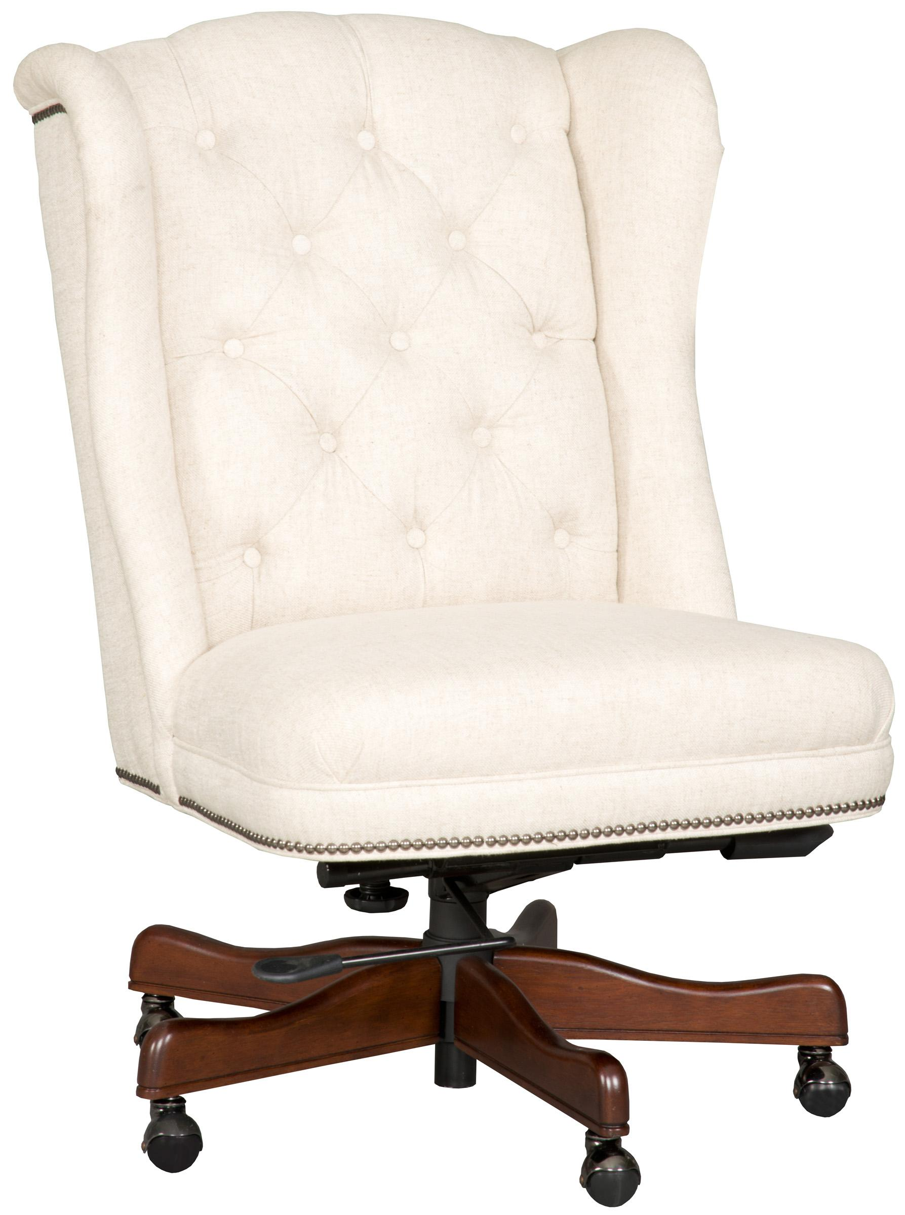 Hooker Furniture Executive Seating Executive Swivel Tilt Chair - Item Number: EC401-080