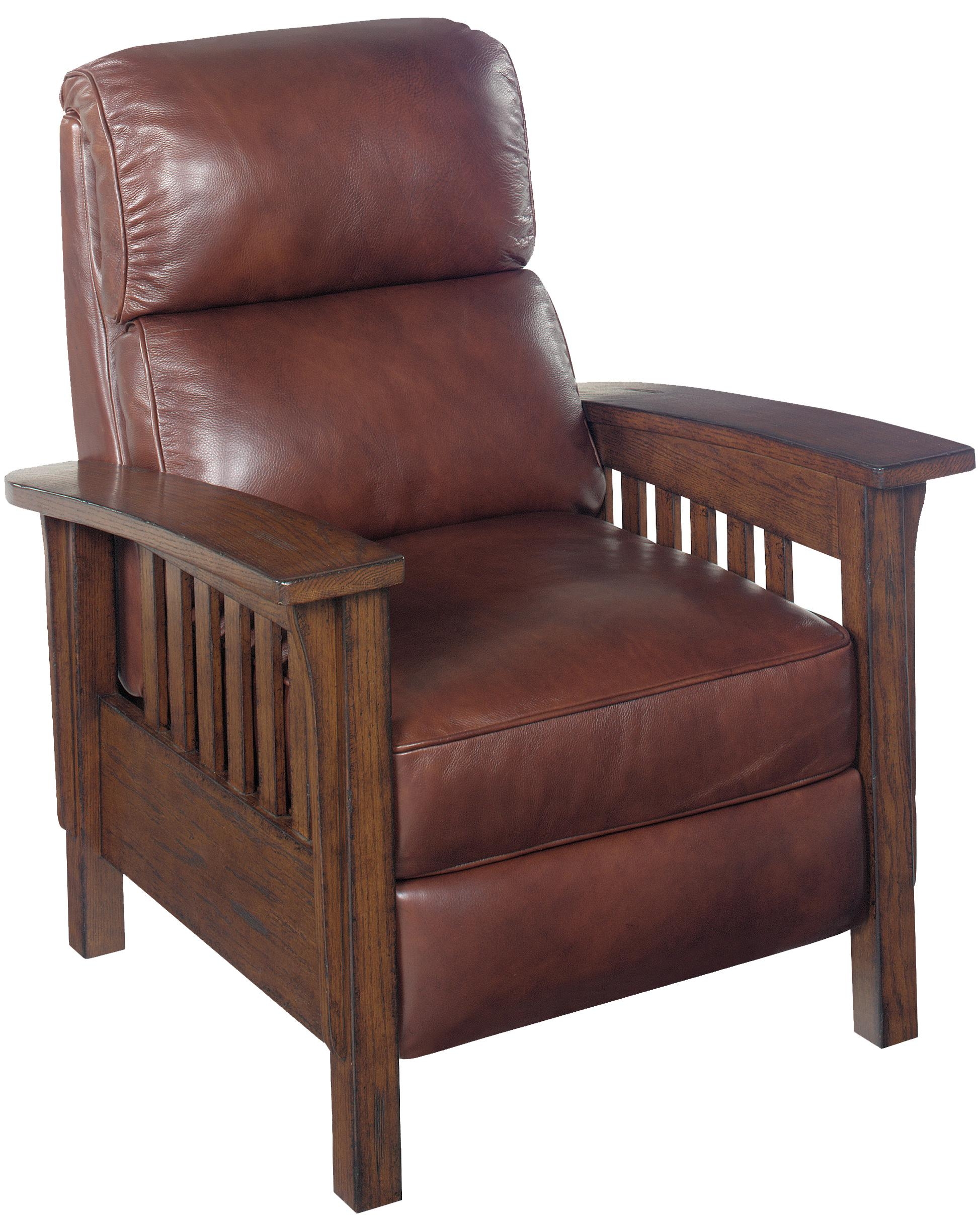 Reclining Chairs Mission High Leg Recliner By Hooker Furniture