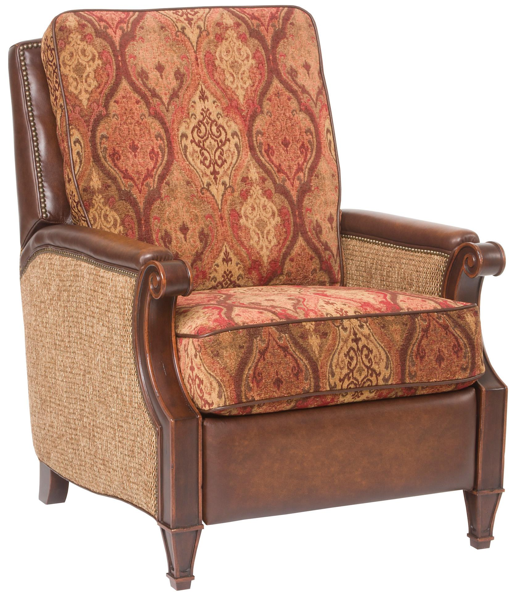 Hooker Furniture Seven Seas Seating - Reclining Chairs Recliner Chair - Item Number: RC300-030