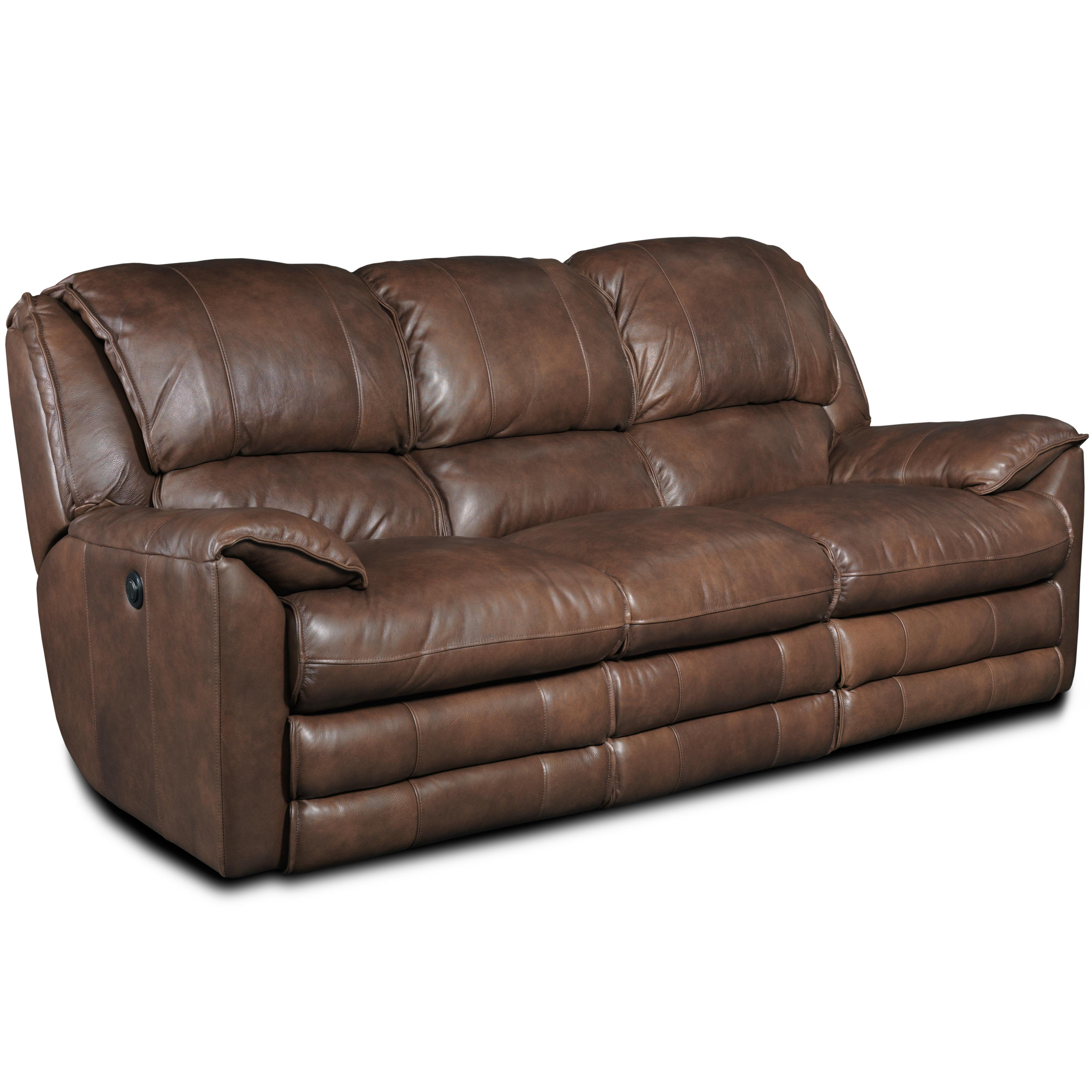 Hooker Furniture SS508 Casual Power Motion Sofa with Pillow Top