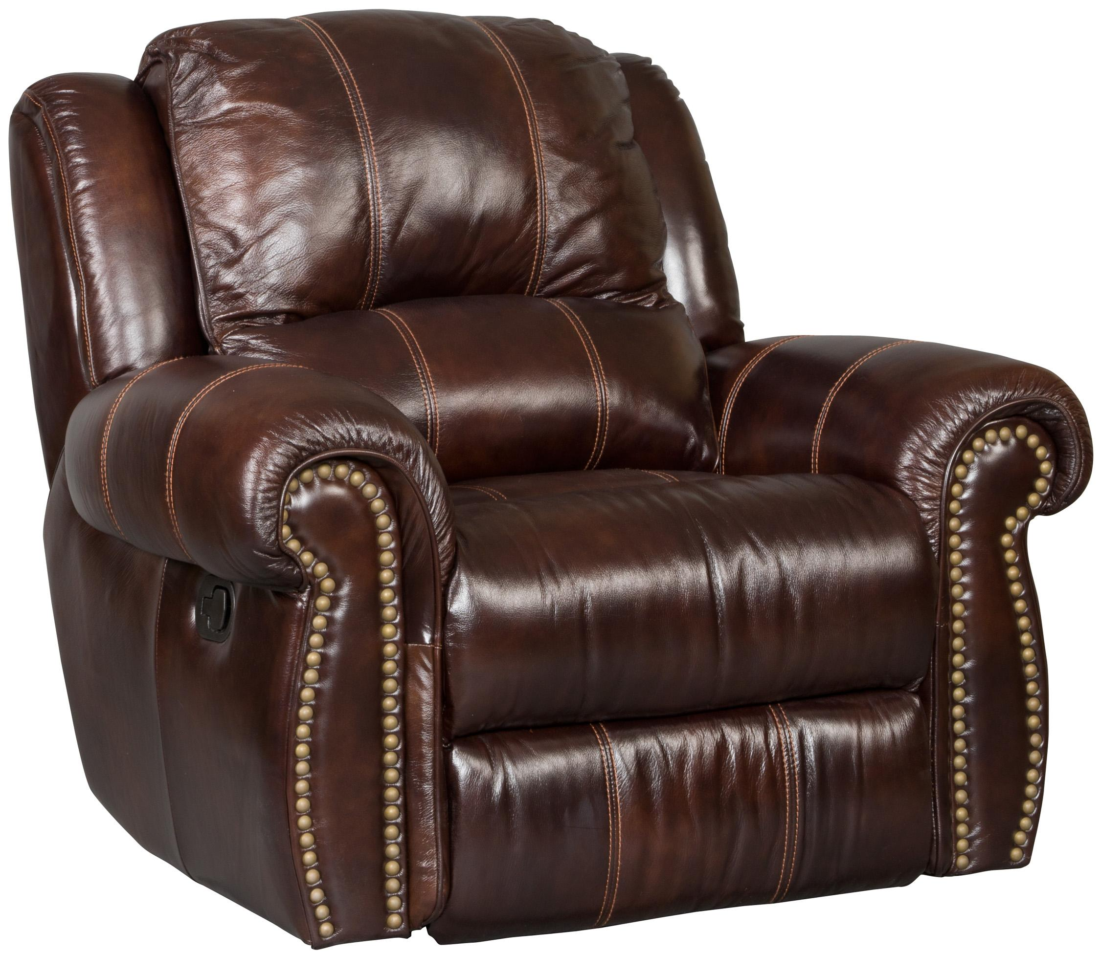 Hooker Furniture SS611 Power Recliner - Item Number: SS611-PWR-068