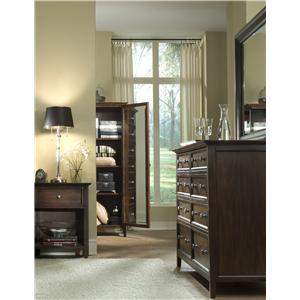SG Spencer Dresser & Mirror