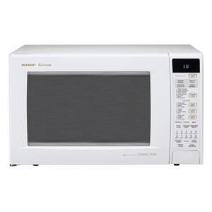 Sharp Appliances 2 0 Cu Ft Countertop Microwave With Large 16 Quot Carousel Turntable Colder S