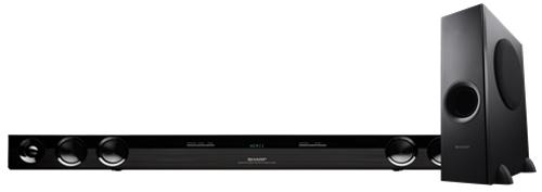 Sharp Electronics Home Audio 2.1 Channel Sound Bar Home Theater System - Item Number: HT-SB40