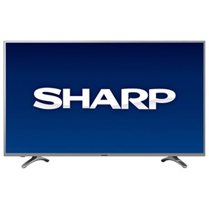 "Sharp Electronics Sharp HD 60"" Class 1080p LED Smart HDTV"