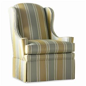 Sherrill Casual Wing Chair